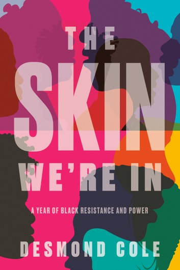 Book cover of The Skin We're In by Desmond Cole